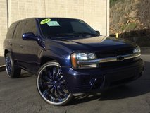 Chevy Trailblazer Show Car in Fort Irwin, California