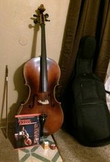 German cello in Vacaville, California