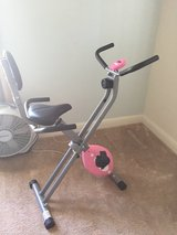 Stationery/ recumbent bike. in Oceanside, California