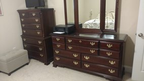 Sumter Cabinet dresser and two chests in Beaufort, South Carolina