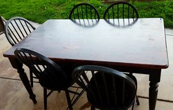 Dinning room table in Temecula, California
