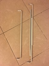 Two Hanger Rods And One Rod Extender in Oceanside, California