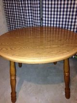 Kitchen table and six chairs in Aurora, Illinois