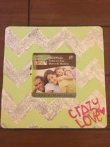 """Crazy Love"" Picture Frame in Oceanside, California"