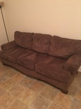 Microfiber couch & love seat. in Oceanside, California