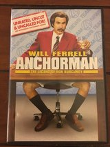Anchorman: The Legend of Ron Burgundy in Camp Pendleton, California