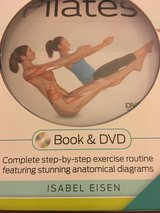 Anatomy of Fitness: Pilates Book & DVD in Vista, California