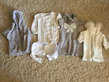 Girls 2T winter dresses & coat in Aurora, Illinois
