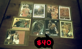 Michael Jordan Cards in Warner Robins, Georgia