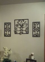 Wall Candle holder (3 pieces) in Aurora, Illinois