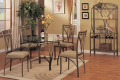 5PC DINING SET FREE DELIVERY in Camp Pendleton, California