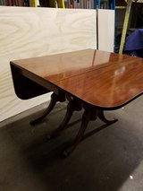 Drop Leaf TABLE with 3 Leafs in Aurora, Illinois