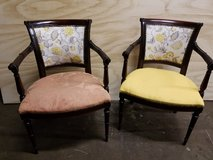 CHAIRS - Pair of TWO in Aurora, Illinois