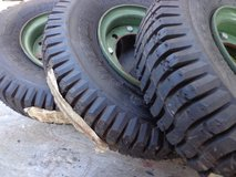 3 Industrial Use Tires in Bolingbrook, Illinois