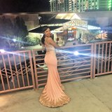Ball two piece gown in Oceanside, California