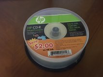 52X Write-once CD-r Spindle with Ink Jet Printable Surface in Aurora, Illinois