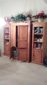Pine Bookcases in Warner Robins, Georgia