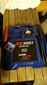 JNC 660 jump starter in Fairfield, California