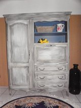 French Storage Cabinet. Shabby chic in Ramstein, Germany