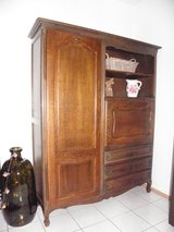 ANTIQUE FRENCH STORAGE CABINET in Ramstein, Germany