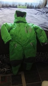 Snowboarding overall ,new cond.size 116 in Ramstein, Germany
