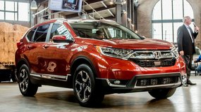 2017 NEW Honda CR-V is here! in Ramstein, Germany