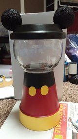 mickey mouse candy jar in Kankakee, Illinois