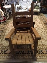 Tennessee hand made child's rocker in Bartlett, Illinois