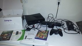 Xbox 360 4GB Console with Kinect Holiday Bundle in Fort Leonard Wood, Missouri
