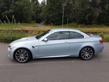2010 BMW M3 Hard Top Convertible *PRIVATE SALE* Excellent Condition * US Spec* in Ramstein, Germany