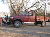 """FORD F150 4X4 WITH WESTERN PLOW """"TRUCK ROUGH CONDITION"""" FARM TRUCK in Bartlett, Illinois"""