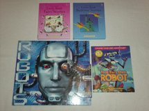 Robots and Bedtime/Fairy Stories in St. Charles, Illinois