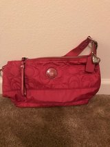 Coach Purse - Red in Fairfield, California