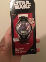 Star Wars watches in Hinesville, Georgia
