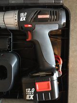 Craftsman Cordless Drill in Manhattan, Kansas