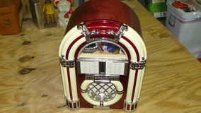 Spirit of St Louis lighted radio juke box style in Camp Lejeune, North Carolina