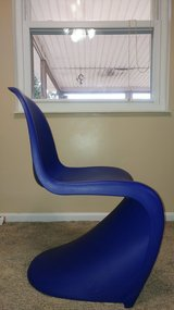 Vitra Verner Panton S chair- Ocean Blue in Fort Knox, Kentucky