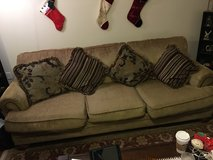 Couch and love seat in Fort Polk, Louisiana