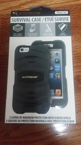Xtreme Black Survival Case iPhone 5/5s in Clarksville, Tennessee