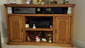 "56"" Corner TV Cabinet with Four Media Shelve in Fort Carson, Colorado"