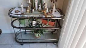 Chrome/ Serving Cart in Fort Carson, Colorado