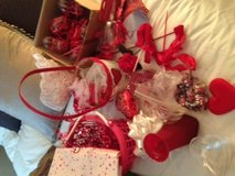 Valentine items in Camp Pendleton, California