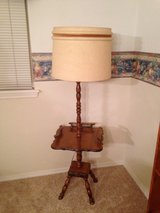 Table and Lamp Combo in Lawton, Oklahoma