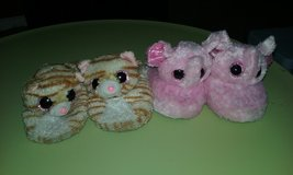 Girls 11/12 slippers in Fort Campbell, Kentucky