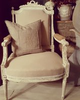 French Louis Chair in Ramstein, Germany