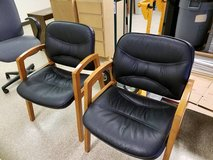 Pair of Office Chairs in The Woodlands, Texas
