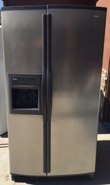 kenmore elite stainless steel refrigerator in Camp Pendleton, California