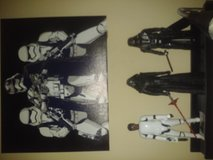 Star wars collection in Camp Pendleton, California