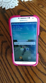 Samsung with case & charger in Travis AFB, California