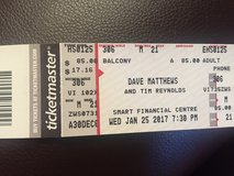 Dave Matthews and Tim Reynolds- SOLD OUT SHOW 1/25/17 in Houston, Texas